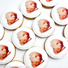 Load image into Gallery viewer, Baby Scan Edible Image Cookies