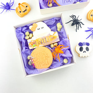 Halloween Cookie Box - Small