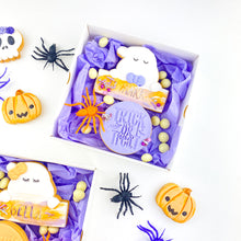 Load image into Gallery viewer, Halloween Cookie Box - Small