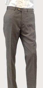Load image into Gallery viewer, Vitale Barberis Canonico Brown Trousers