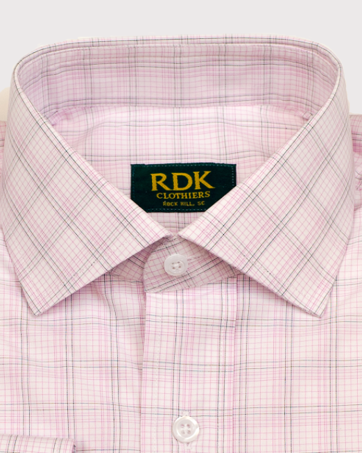 RDK Pink Dress Shirt