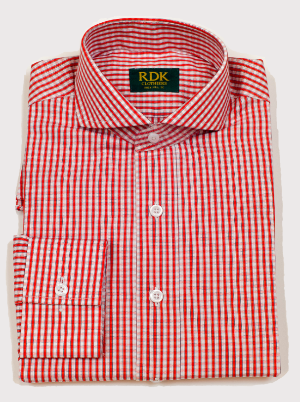RDK Red Dress Shirt