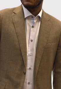 Loro Piana Brown Cashmere Jacket