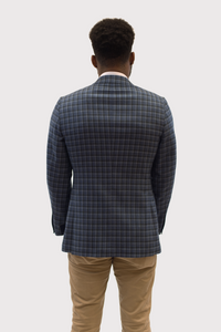 Drago Plaid Blazer