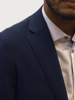 Load image into Gallery viewer, Vitale Barberis Canonico Blue Blazer