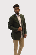 Load image into Gallery viewer, Alfredo Rifugio Suede Jacket