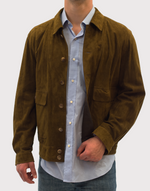 Load image into Gallery viewer, Valstar Suede Jacket