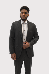 Loro Piana Shadow Grey Suit