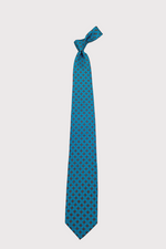 Load image into Gallery viewer, F. Marino Turquoise Silk Ties