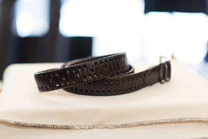 Farnese Authentic Leather Belt