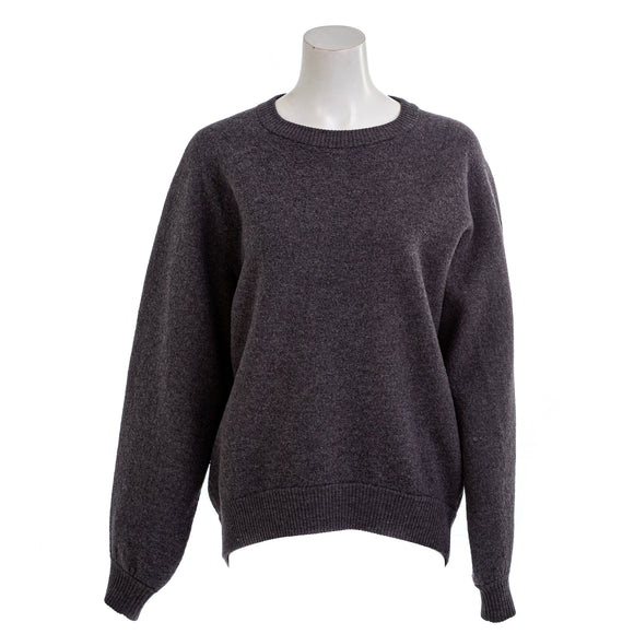 THEORY Women's Wool Felted Knit Sweatshirt