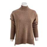 J. McLaughlin Gemma Mock Neck Sweater