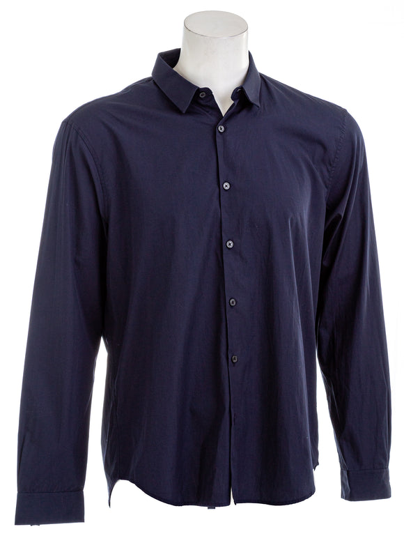 CLUB MONACO Mens Slim Fit Soft Twill Button Down Shirt