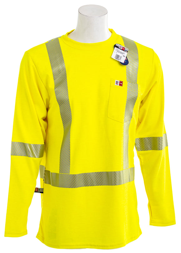 BIG BILL High Visibility Fire Resistant T-Shirt