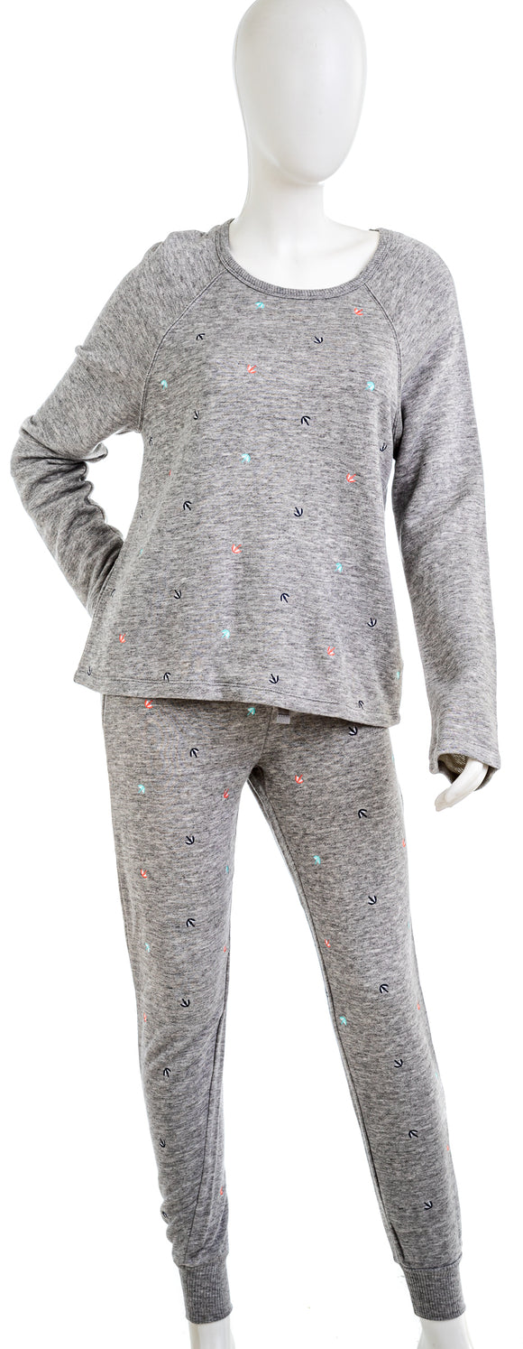 SPLENDID X GRAY MALIN Parasol Joggers And Sweatshirt