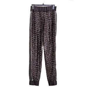 NO KA OI Midnight Sequin Jogger Track Pants