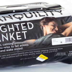 Tranquility 15 Lbs Weighted Blanket 48x72