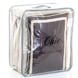 Chic Home Queen 8 Pc Mesa Quilt Set