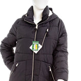 Hollister Women's Hooded Puffer Coat