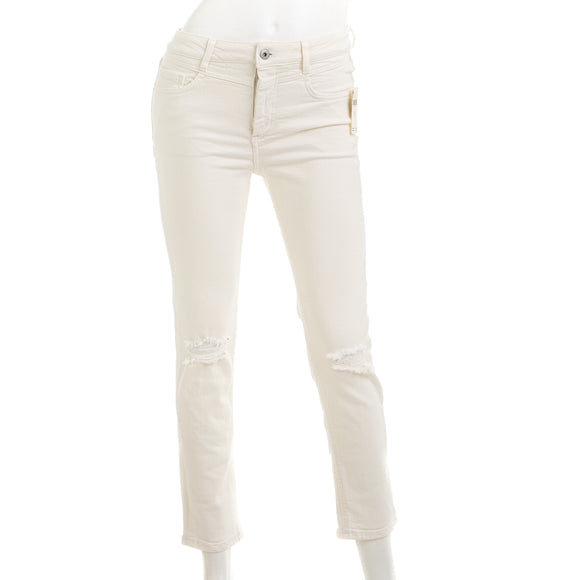 Pilcro High Rise Slim Ankle Jeans