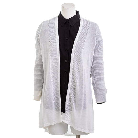 Chico's High Low Hem Cardigan