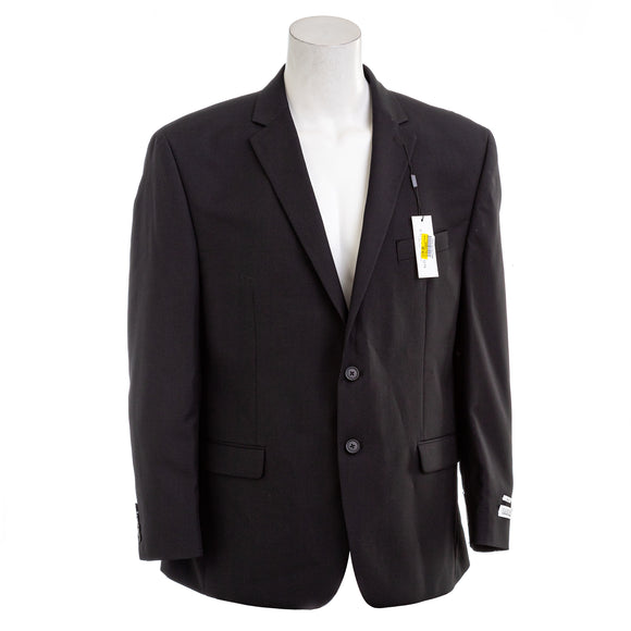 Collection By Michael Strahan Men's Classic Fit Pete Pinstripe Jacket