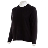 Lole Women's Raglan Sleeve Cozy Mock Neck Sweater