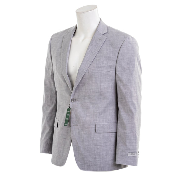 ALFANI Slim Fit Solid Suit Jacket