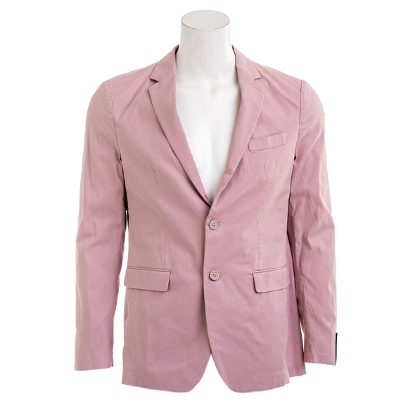 BANANA REPUBLIC Slim Stretch Cotton Suit Jacket