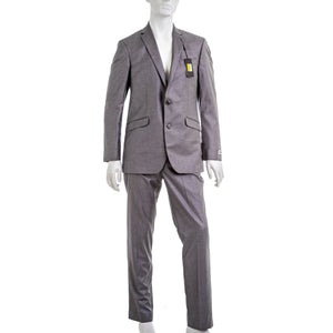 REACTION KENNETH COLE Skinny Fit Suit