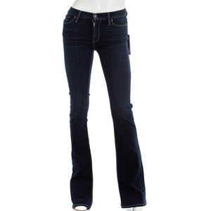 HUDSON LOS ANGELES Women's Nico Mid-Rise Bootcut Jeans