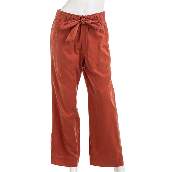 CLUB MONACO Women's Belted Pull On Pants