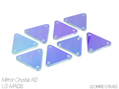 Mirror Crystal AB M8
