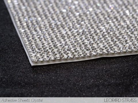 Crystal Adhesive Sheet