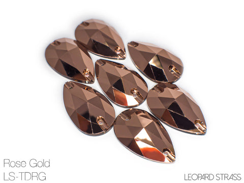 TEARDROP Rose Gold / LS-TDRG