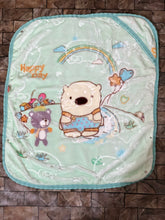 Load image into Gallery viewer, Unisex Baby Plush Blanket, One Size