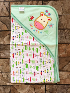 Baby Wrapping Sheet.