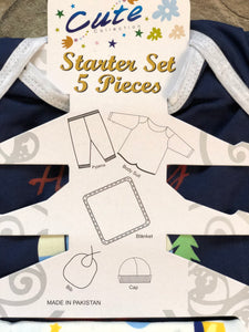 Bodysuit Starter Set 5 Pieces