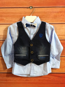 Baby Boy Dress Shirt