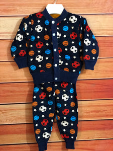 Winter Baby Boy Warm Suit