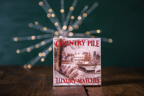 Luxury Box of Matches Country Pile