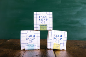 Farm Soap Co - Lemon & Lime
