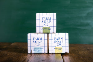 Farm Soap Co - Siberian Pine
