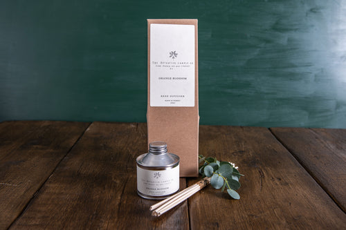 Botanical Candle Co. Reed Diffuser Augusta Hope