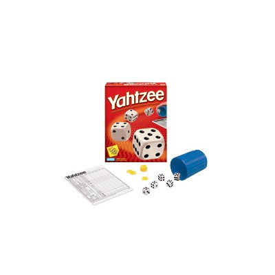 Hasbro Gaming™ Classic Yahtzee® Game