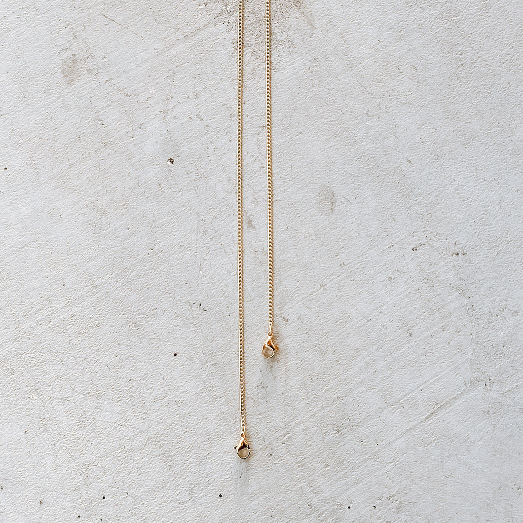 La Simple Gold | Mask Chain