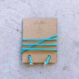 laloa x EYEBRANDS Acqua | Frame Chain