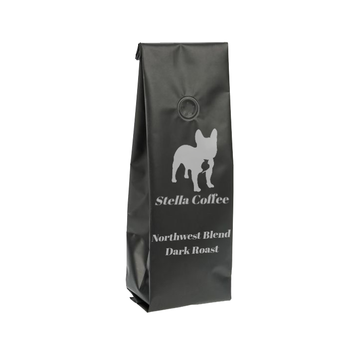 Northwest Blend Dark Roast Coffee Beans (12oz)
