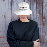 Load image into Gallery viewer, Coffee Addict Bucket Hat