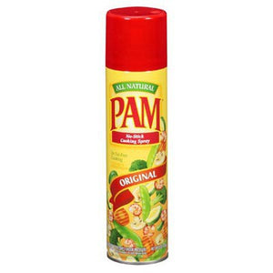ACEITE SPRAY PAM 400 GRAMOS